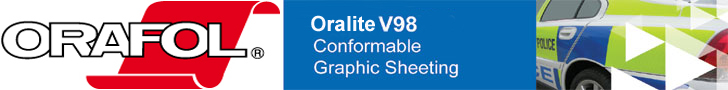 V98 Conformable Oralite (formerly Reflexite) Tape
