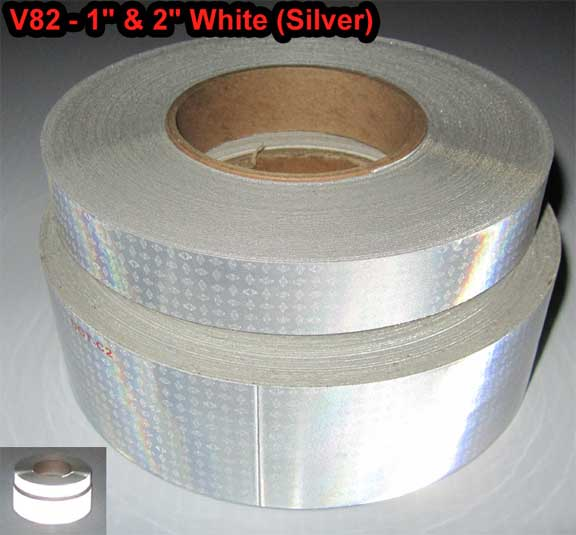 1 inch dot c2 reflective trailer tape