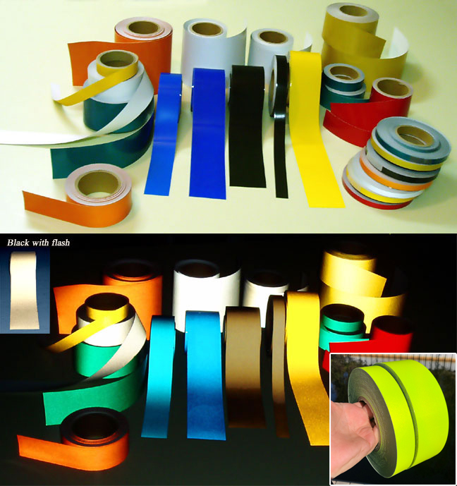 1 inch reflective tape