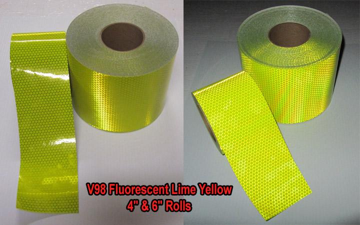 1 inch 2 inch 4 inch 6 inch oralite formerly reflexite v98 reflective tape aloadofball Gallery